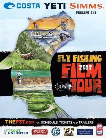 Jackson Hole Fly Fishing Film Tour 2017