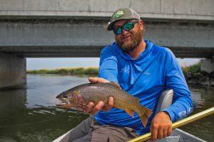 Teton River Fishing Report