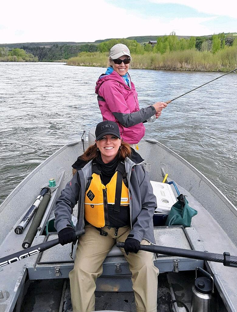 Women's Rowing Clinic