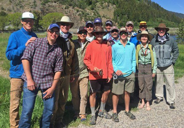 Western Rivers Fly Fishing Guide School