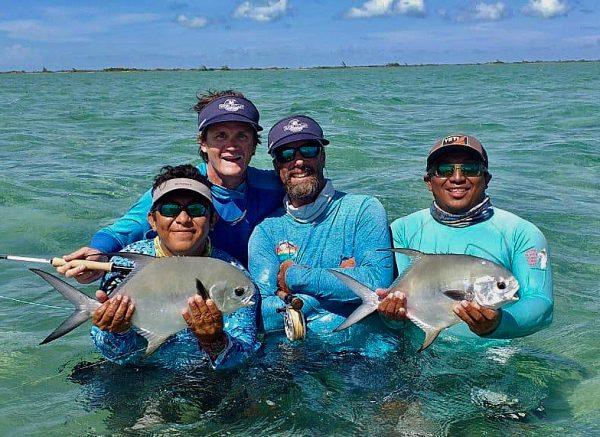 La Pescadora Fly Fishing Lodge Permit Double