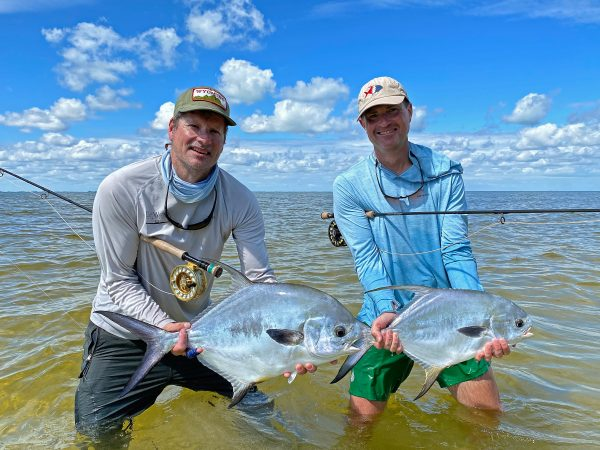 Playa Blanca Fly Fishing Lodge Permit Double