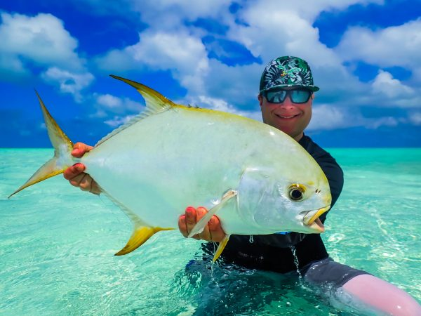 St.Brandons Atoll Fly Fishing