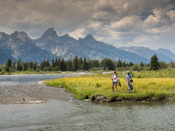 Grand Teton National Park Fly Fishing - WorldCast Anglers