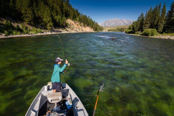 Grand Teton National Park Fly Fishing - WorldCast Anglers