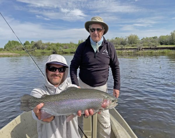 South Fork Fly Fishing Report