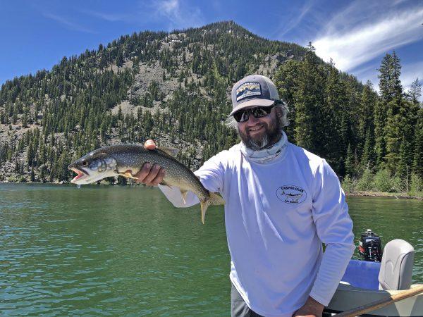 Jenny Lake Lake Trout