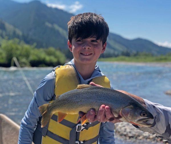 Snake River Fishing Report