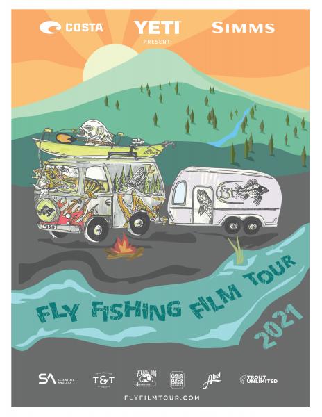 Fly Fishing Film Tour 2021